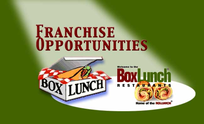 BoxLunch Franchise